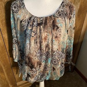 Size XL Blouse from Dress Barn